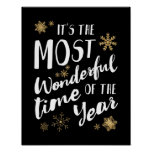 It's the Most Wonderful Time of Year - Poster