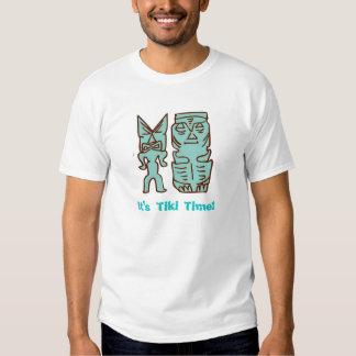It's Tiki Time! Tee Shirts