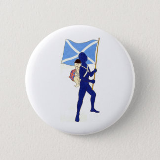 It's Time (to lay that burden down) Independence X 2 Inch Round Button