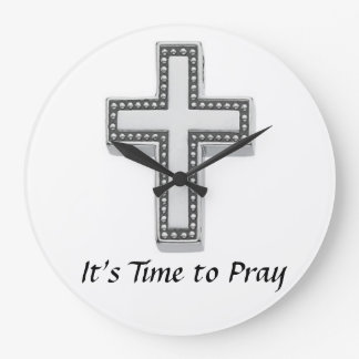 It's Time to Pray Clock