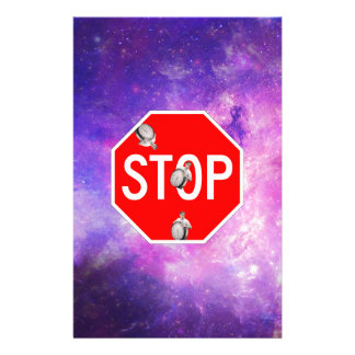 its time to stop filthy frank stop sign galaxy stationery