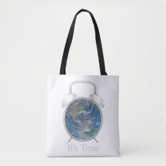 It's Time! Tote Bag