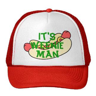 It's Weenie Man! Trucker Hat