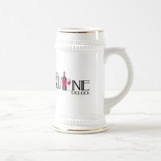 It's Wine O'clock Coffee Mugs