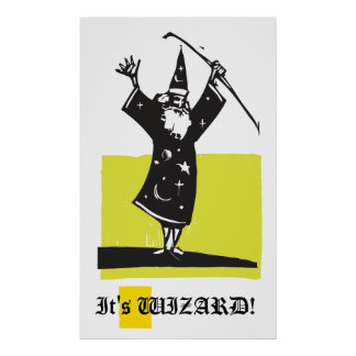 Its wizard 4 poster