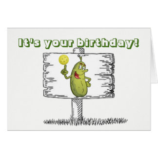 It's Your Birthday! Card
