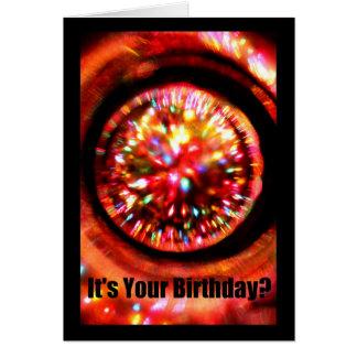 It's Your Birthday? Groovy! Birthday Card