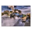 It's your Birthday, Steam Train Card