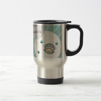 It's your birthday travel mug