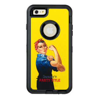 It's Your Custom Rosie Party Personalize This OtterBox iPhone 6/6s Plus Case