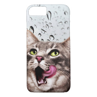 it's your cute pets kitty here iPhone 8/7 case