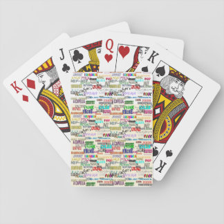 It's Your Thing Poker Deck