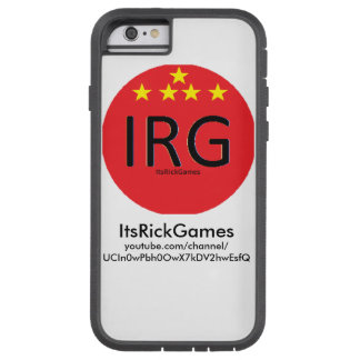 ItsRickGames iPhone 6/6s extremely tough hoesje Tough Xtreme iPhone 6 Case