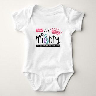 IUGR Awareness Day Princess Baby Bodysuit