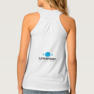 iUniversian, that's your cosmological first name! Tank Top
