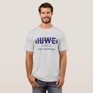 "IUWE ""NO ONE DOES IT ALONE!"" T-SHIRT"