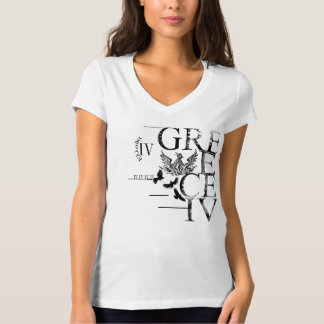 IV Greece V WOMENS T-Shirt