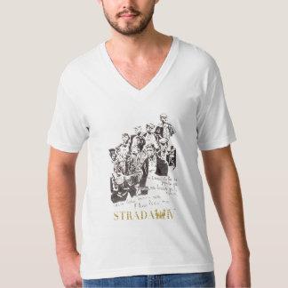 IV- Strada Murales T Shirt