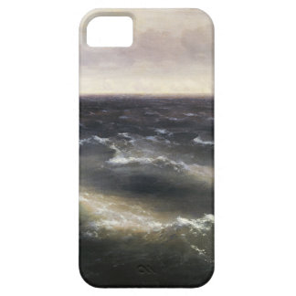 """Ivan Aivazovsky: The Black Sea (detail) 1881"" iPhone 5 Case"