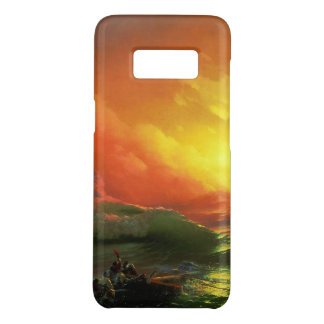 IVAN AIVAZOVSKY - The ninth wave 1850 Case-Mate Samsung Galaxy S8 Case