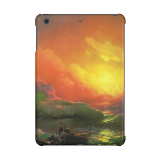 IVAN AIVAZOVSKY - The ninth wave 1850 iPad Mini Covers