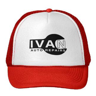 Ivan Auto Repairs Hat
