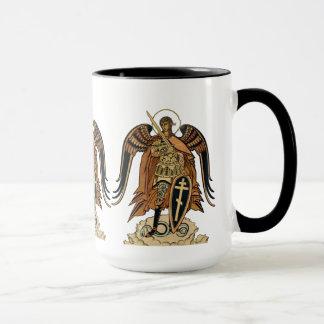 Ivan Bilibin Archangel Michael CC0607 Coffee Mug