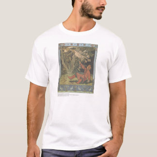 Ivan Bilibin:Prince Ivan and the Firebird T-Shirt