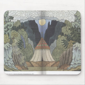 Ivan Bilibin: Sketch for the opera Mouse Pad