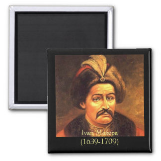 Ivan Mazepa(1639-1709) Magnet