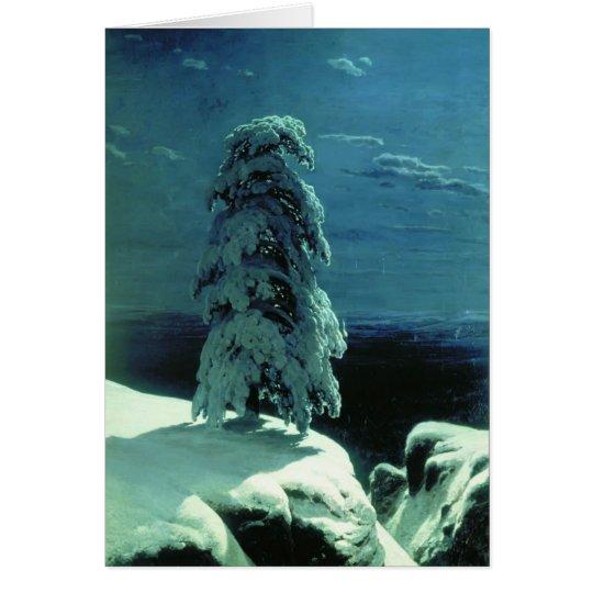 Ivan Shishkin- In the Wild North Card