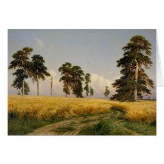 Ivan Shishkin Rye CC0452 Card