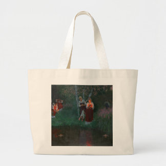Ivana Kupala Midsummer Night Tote Bag