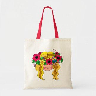 Ivana Kupala Ukrainian Folk Art Tote Bag