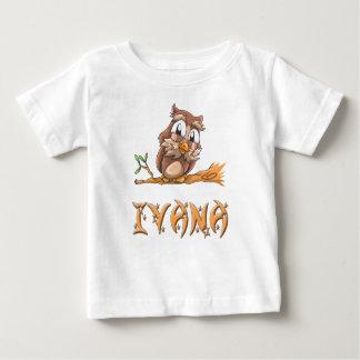 Ivana Owl Baby T-Shirt