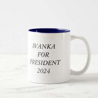 Ivanka for President Mug