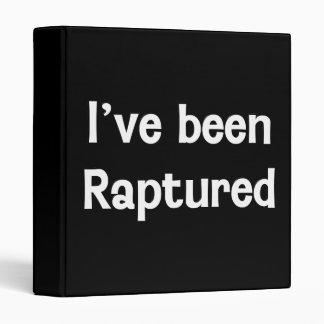 I've Been Raptured Binder