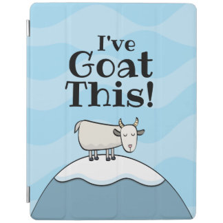 I've Goat This iPad Cover