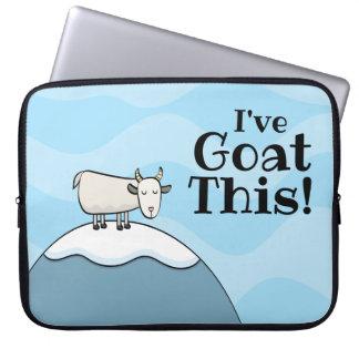 I've Goat This Laptop Case