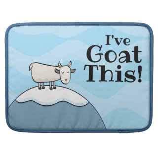 I've Goat This MacBook Sleeve