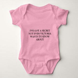 I've got a secret... baby bodysuit