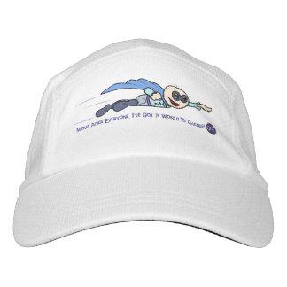 I've Got a World to Change! Headsweats Hat