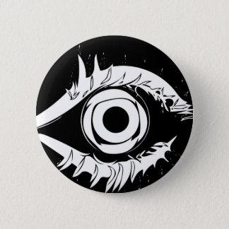 I've got my eye on you #1 2 inch round button