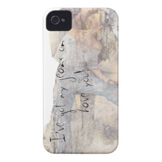 I've got my jeans on have you! Case-Mate iPhone 4 case