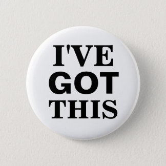 I've Got This Button