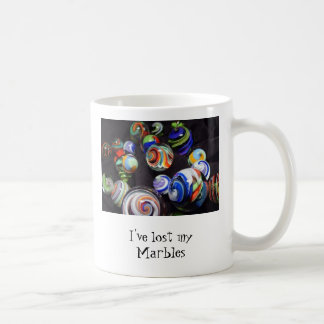 I've lost my Marbles Coffee Mug