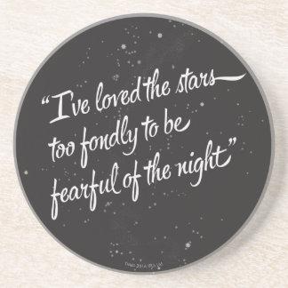 I've Loved The Stars Coaster