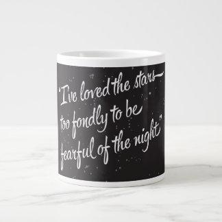 I've Loved The Stars Large Coffee Mug