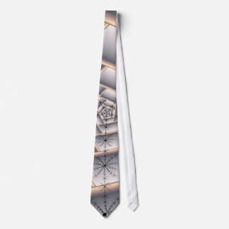Ivory and Bamboo Tie