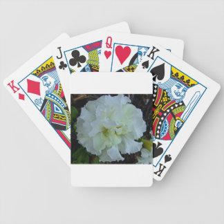 Ivory Carnival Poker Deck